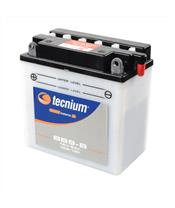 TECNIUM Battery BB9-B Conventional with Acid Pack