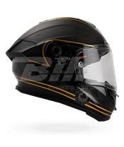 CASCO BELL RACE STAR ACE CAFE SPEED CHECK MATE NEGRO/ORO 58-59 / TALLA L