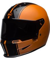 BELL Eliminator Helm Rally Matte/Gloss Black/Orange Größe