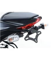 R&G RACING black Licence Plate Holder Kawasaki ZX10R