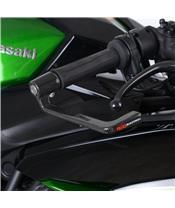 R&G RACING Lever Guards Carbon Kawasaki H2 SX