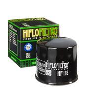 HIFLOFILTRO HF138 Oil Filter Gsxr600/750/1100Vx800