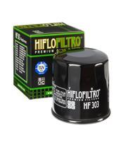 HIFLOFILTRO HF303 Oil Filter Black