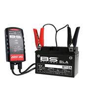BS BS15 Smart Battery Charger