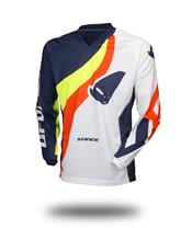 UFO Shade Jersey Blue/White/Yellow/Red