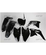 UFO Plastic Kit Black Suzuki RM-Z450