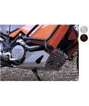Sabot trail BIHR alu noir KTM 950/990 Adventure