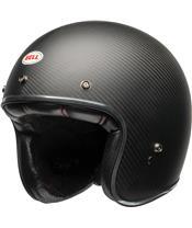 BELL Custom 500 Carbon Helmet Carbon Matte Black