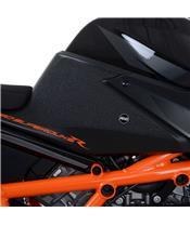 Kit grip de réservoir R&G RACING translucide (4 pièces) KTM 1290 Super Duke R