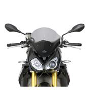 """Bulle MRA Touring """"T"""" clair BMW S1000R"""