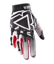 LEATT GPX 4.5 Lite Black/White Gloves Size S (EU7 - US8)