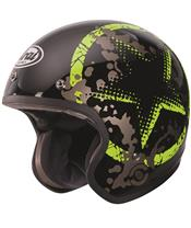 Casque ARAI Freeway Classic Comet Green