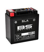 Batterie BS BATTERY BB9-B SLA sans entretien activée usine