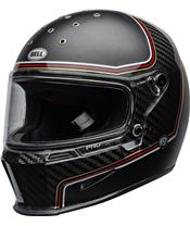 BELL Eliminator Carbon Helm RSD The Charge Matte/Gloss Black Größe