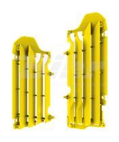 Aletines de radiador Polisport Suzuki amarillo 8464800002
