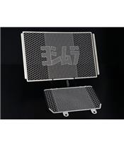 YOSHIMURA Radiator Guard Stainless Steel BMW S 1000 R/RR