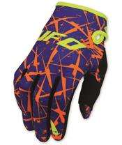 UFO Element Gloves Blue/Red Size 11(EU) -