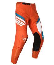 LEATT GPX 4.5 Pants Orange/Denim Size L/US34/EU52