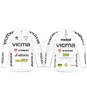 Camisola manga comprida Vicma Bike Team 2015 tamanho M