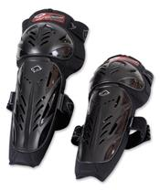UFO Limited Knee Guards Blac