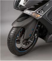 LIGHTECH Front Fender Matte Carbon Yamaha T-Max 500/530