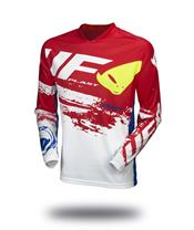 UFO Draft Jersey White/Blue/Red/Neon Yellow