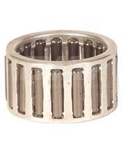 Rolete agulhas biela prata exterior liso 16 agulhas 22 x 29 x 17  22.222917F