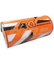 Morcilla protectora de manillar sin barra ART naranja