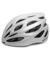 Casco V Bike MTB/Road 25 ventilaciones plata/blancotalla M (55-58cm)