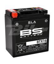Batería BS Battery SLA BTX16 (FA)