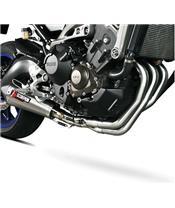 Ligne Scorpion Serket silencieux inox Yamaha MT-09