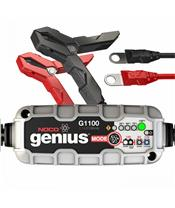 NOCO Battery Charger G1100EU + Jump Starter GB20 Kit