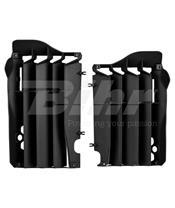 Aletines de radiador Polisport CRF250R Negro