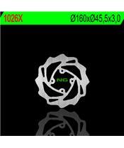 NG 1026X Brake Disc Petal Fix