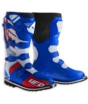 UFO Avior Boots Blue/White/Red