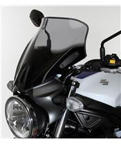 "MRA ""NSN"" Spoiler Windshield Smoke Grey Suzuki SV650"