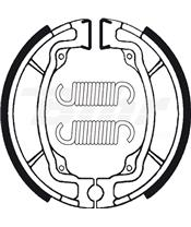 Zapatas de freno Tecnium BA015
