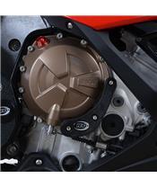 R&G RACING Motorgehäuse-Sturzpad rechts schwarz BMW S1000RR