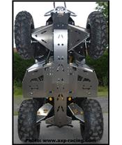 Proteção de quadro AXP, alumínio, 6 mm, Can-Am Renegade
