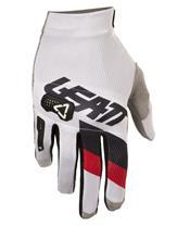 Gants LEATT GPX 3.5 Lite blanc/noir taille S/EU7/US8