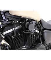 Denali Soundbomb Horn Mount Harley Davidson