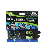 Sangle ROK Stretch réglable noir/bleu/vert
