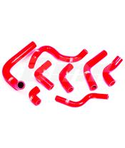 Kit manguitos Samco Ducati rojo DUC-1-RD