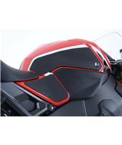 R&G RACING Tankpad-Kit durchsichtig (4-teilig) Honda CBR1000RR