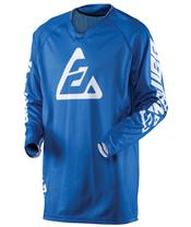 ANSWER Shirt Elite Solid Blue -
