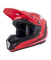 ANSWER Helm AR5 Pulse Red/White - Größe