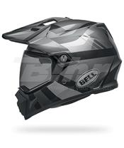 BELL MX-9 Adventure Mips Helmet Matte/Gloss Blackout