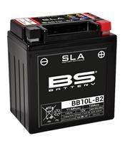 BS BATTERY Battery BB10L-B2 SLA Maintenance Free Factory Activated