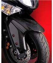LIGHTECH Front Fender Glossy Carbon Yamaha T-Max 500/530