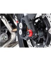 Front crash ball kit LSL Red Yamaha MT-09